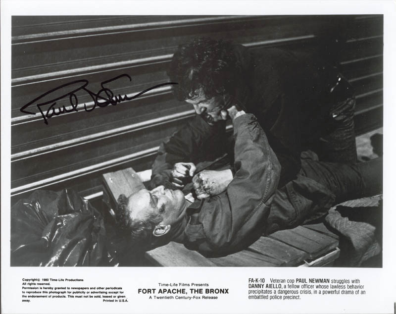 Image 1 for Paul Newman - Autographed Signed Photograph - HFSID 157953