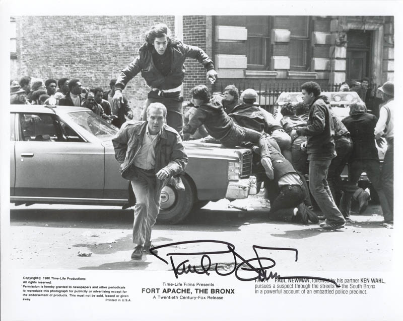 Image 1 for Paul Newman - Autographed Signed Photograph - HFSID 157954