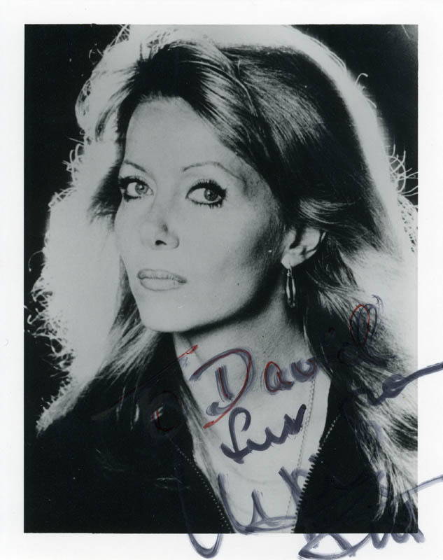 Image 1 for Ingrid Pitt - Autographed Inscribed Photograph - HFSID 159839