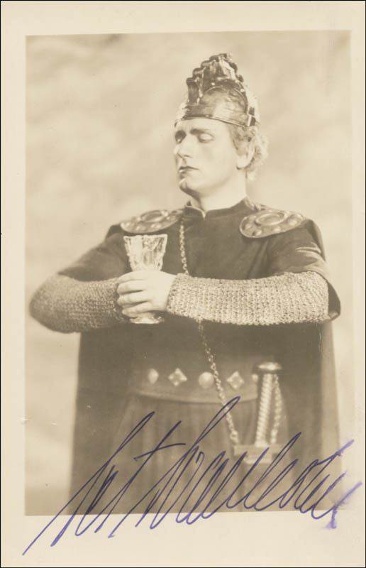 Image 1 for Set Svanholm - Autographed Signed Photograph - HFSID 160073