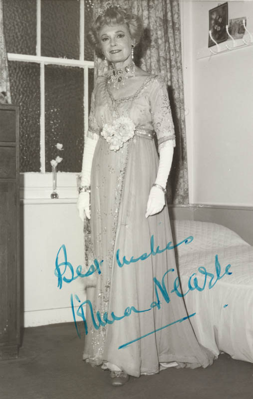 Image 1 for Anna Neagle - Autographed Signed Photograph - HFSID 160568