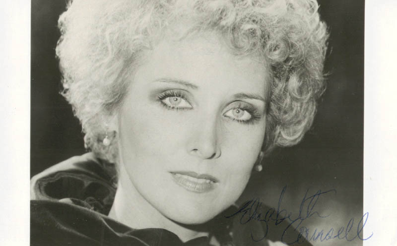 Image 1 for Elizabeth Counsell - Autographed Signed Photograph - HFSID 160588