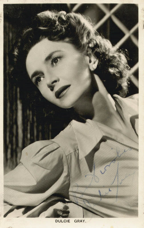 Image 1 for Dulcie Gray - Autographed Signed Photograph - HFSID 160595