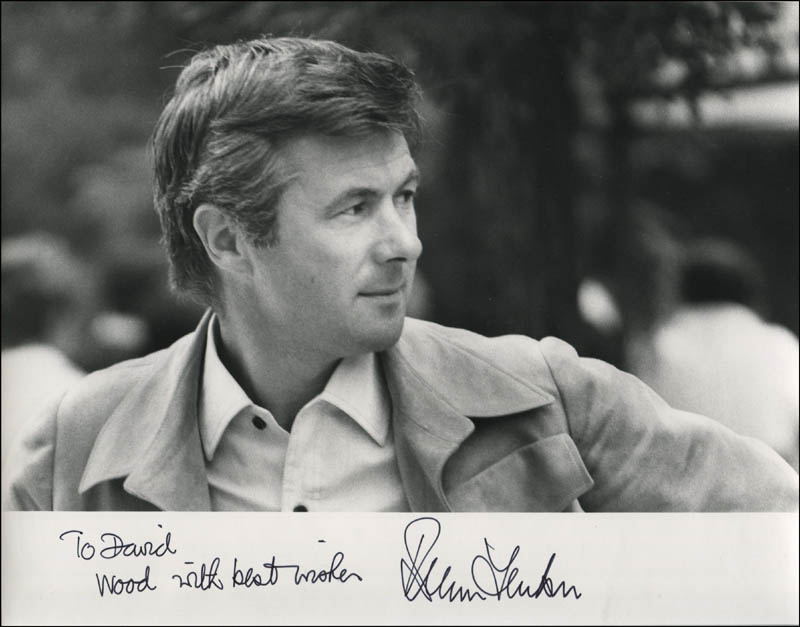 Image 1 for Bryan Forbes - Autographed Inscribed Photograph - HFSID 160674