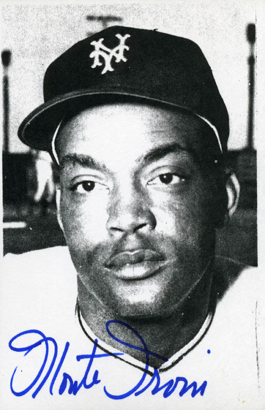 Image 1 for Monte Irvin - Autographed Signed Photograph - HFSID 163318