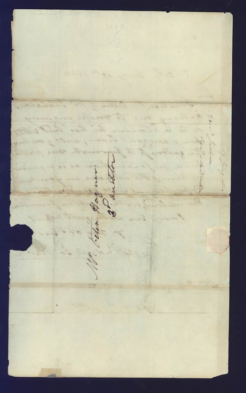 Image 3 for President Andrew Jackson - Autograph Letter Signed 01/19/1824 - HFSID 16359