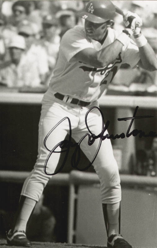 Image 1 for Jay Johnstone - Autographed Signed Photograph - HFSID 164536
