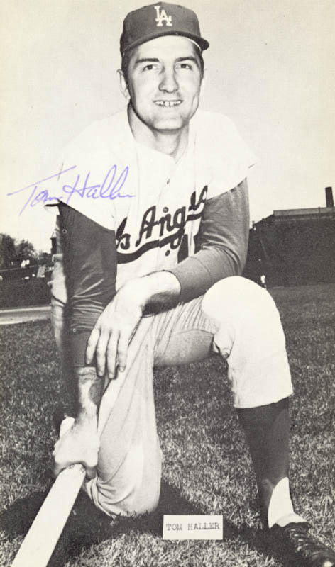 Image 1 for Tom Haller - Autographed Signed Photograph - HFSID 164646