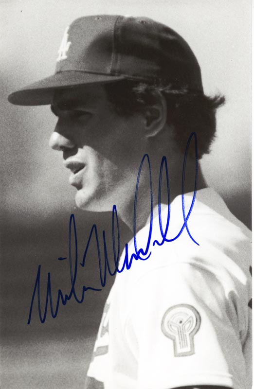 Image 1 for Mike A. Marshall - Autographed Signed Photograph - HFSID 164829