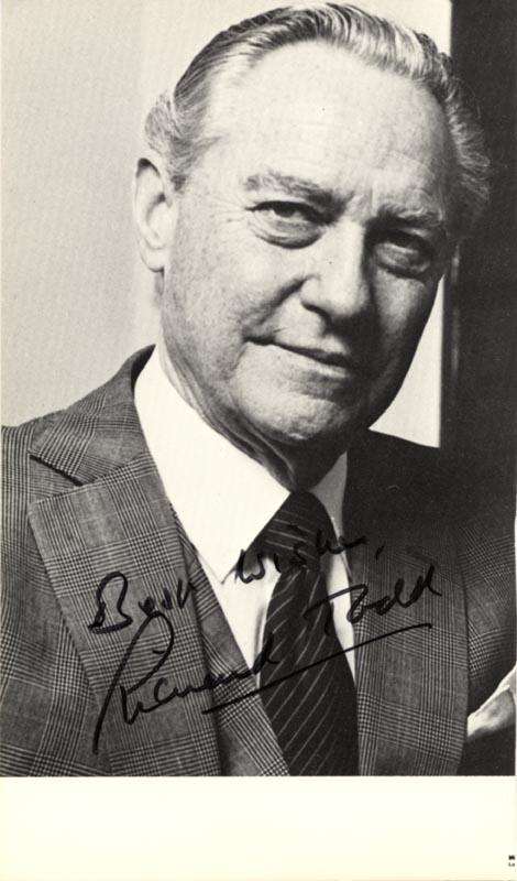 Image 1 for Richard Todd - Autographed Signed Photograph - HFSID 165753