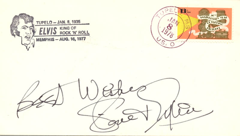Image 1 for Steve Lawrence - Autograph Sentiment Signed - HFSID 166739