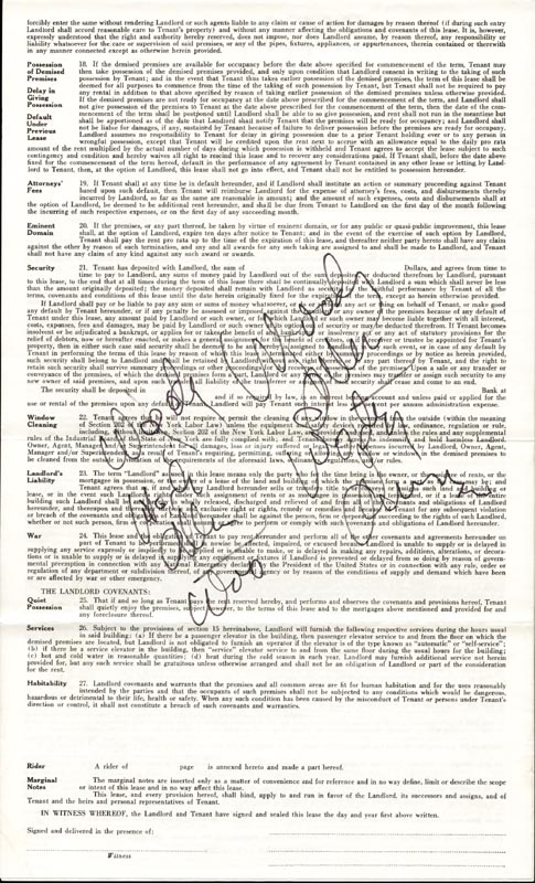 Image 1 for Woody Allen - Document Multi-signed - HFSID 168539