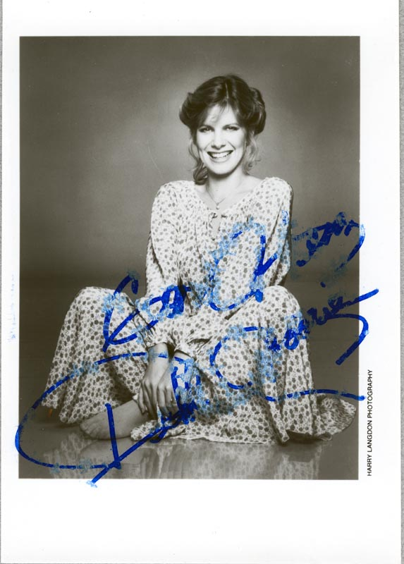 Image 1 for Debby Boone - Autographed Signed Photograph - HFSID 1686