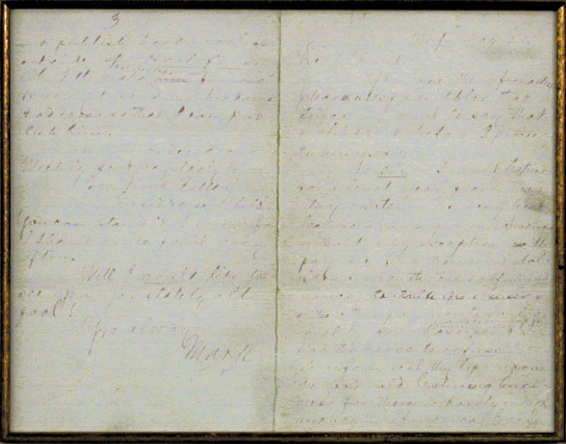 Image 3 for Samuel L. 'Mark Twain' Clemens - Autograph Letter Signed 05/21/1870 - HFSID 16926