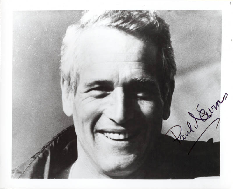 Image 1 for Paul Newman - Autographed Signed Photograph - HFSID 1704