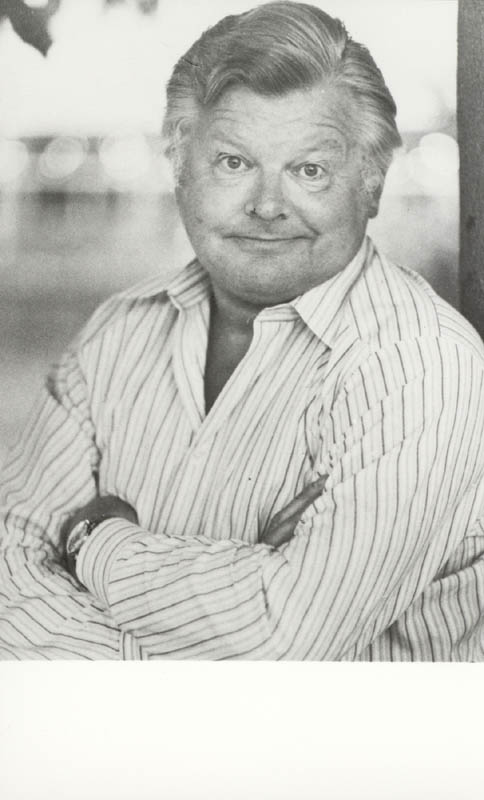 Image 3 for Benny Hill - Autograph Note On Photograph Signed - HFSID 172011