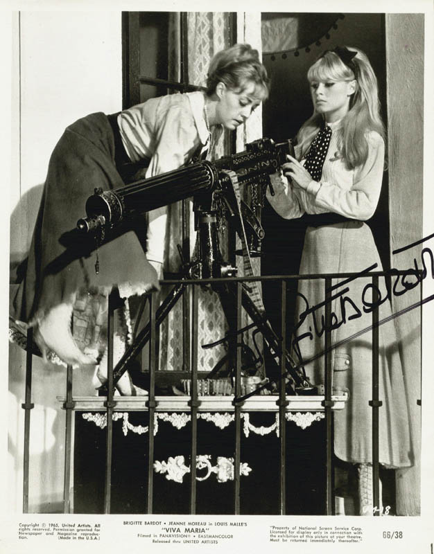 Image 1 for Brigitte Bardot - Autographed Signed Photograph - HFSID 172012