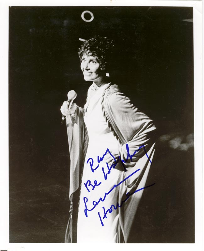Image 1 for Lena Horne - Autographed Inscribed Photograph - HFSID 172176