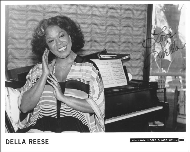 Image 1 for Della Reese - Autographed Signed Photograph - HFSID 172179