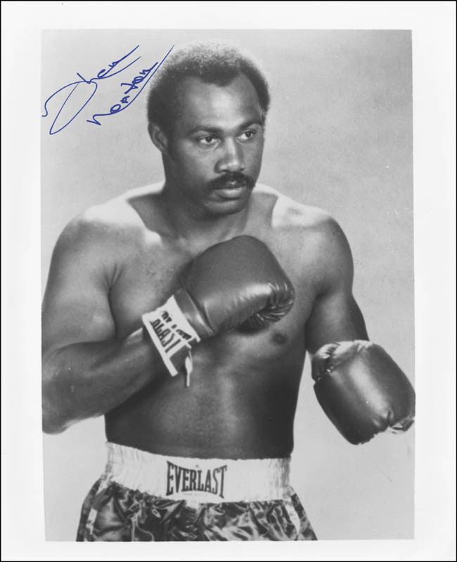 Image 1 for Ken Norton - Autographed Signed Photograph - HFSID 172509