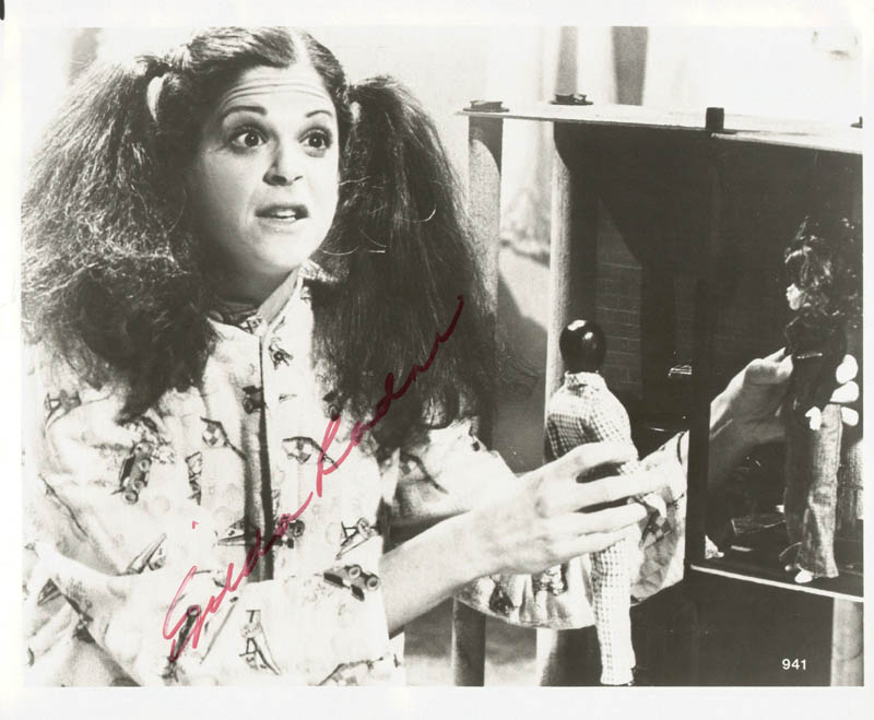 Image 1 for Gilda Radner - Autographed Signed Photograph - HFSID 172605
