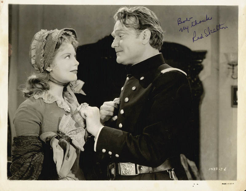 Image 1 for Red Skelton - Autographed Inscribed Photograph - HFSID 173949