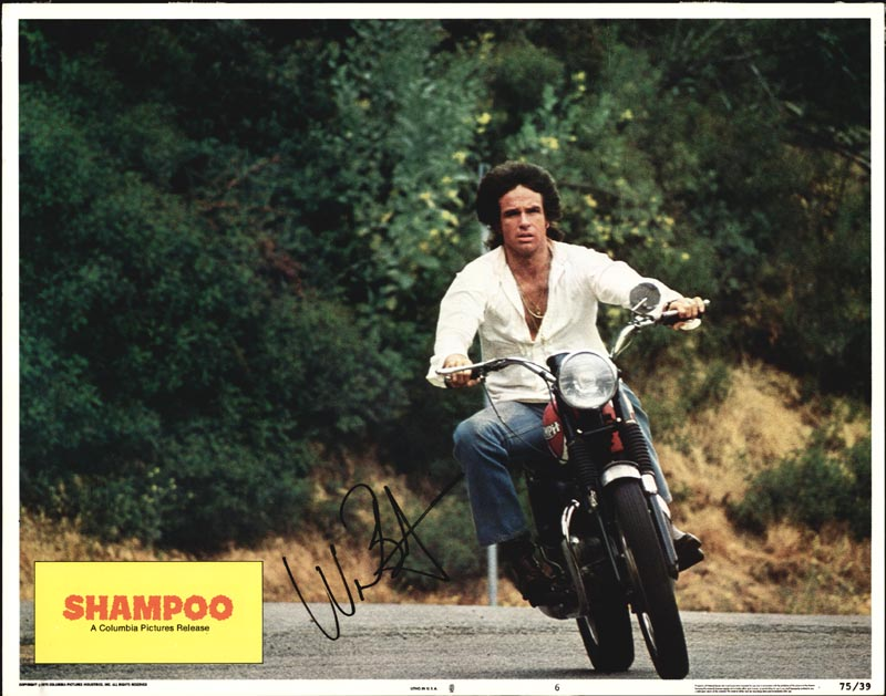 Image 1 for Warren Beatty - Lobby Card Signed - HFSID 174348