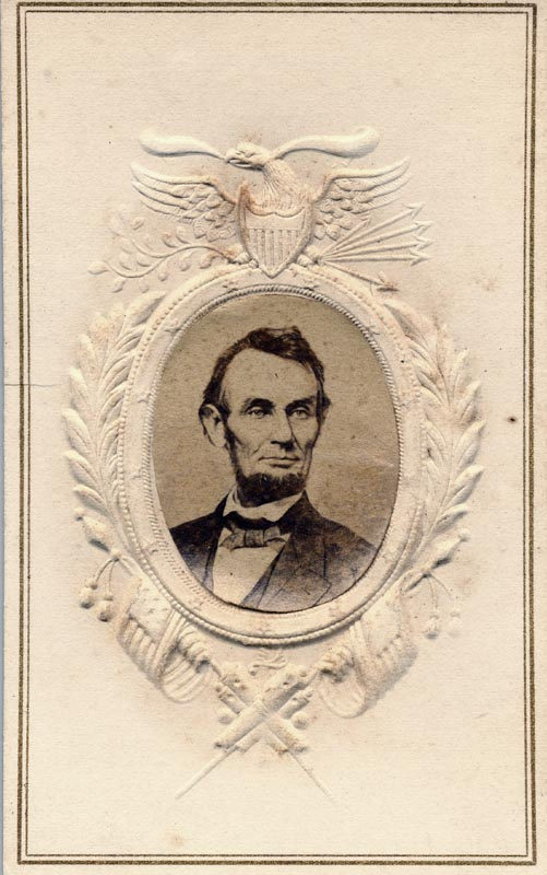 Image 1 for President Abraham Lincoln - Photograph Unsigned - HFSID 174806