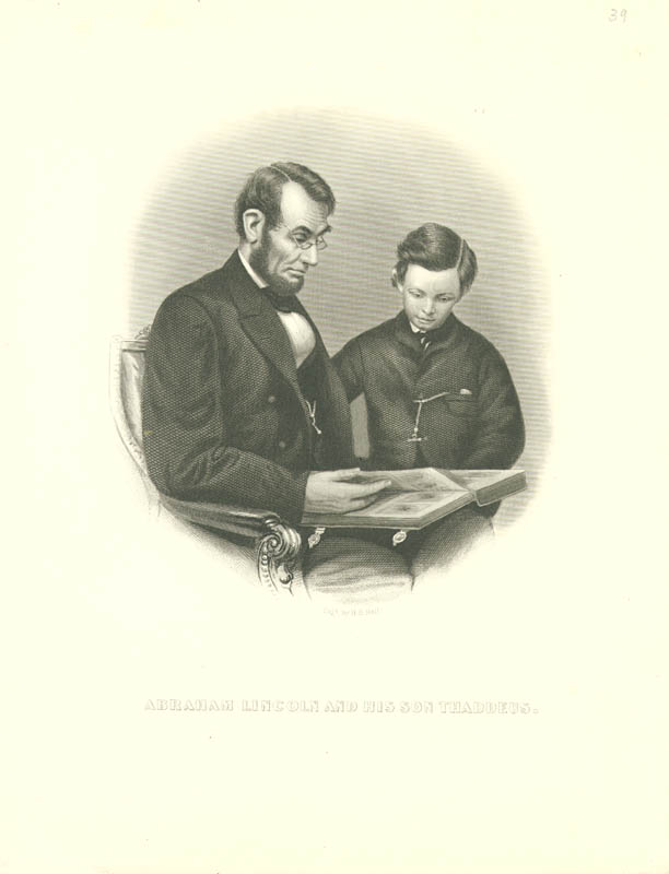 Image 1 for President Abraham Lincoln - Engraving Unsigned - HFSID 175392