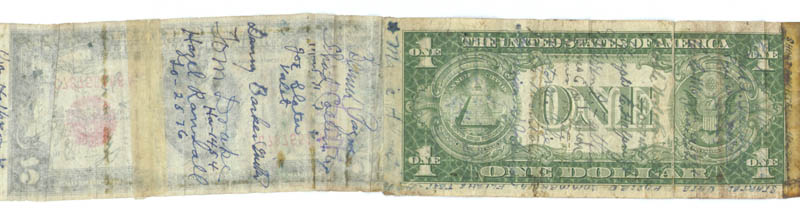 Image 8 for Jack Dempsey - Currency Signed with co-signers - HFSID 175535