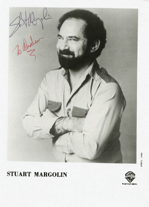 Image 1 for Stuart Margolin - Autographed Inscribed Photograph - HFSID 175858