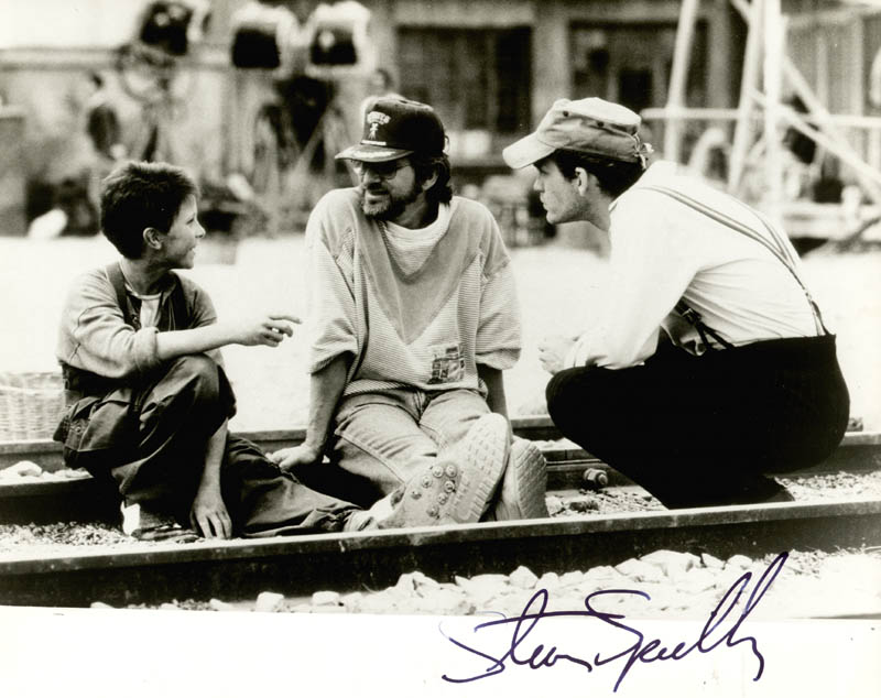Image 1 for Steven Spielberg - Autographed Signed Photograph - HFSID 176182