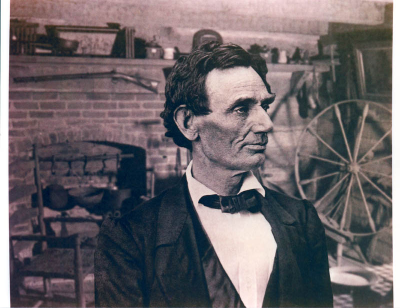 Image 1 for President Abraham Lincoln - Composite Photograph Unsigned - HFSID 176265