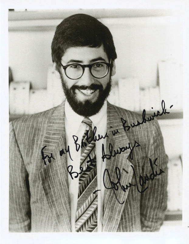 Image 1 for John Landis - Autographed Inscribed Photograph - HFSID 176802