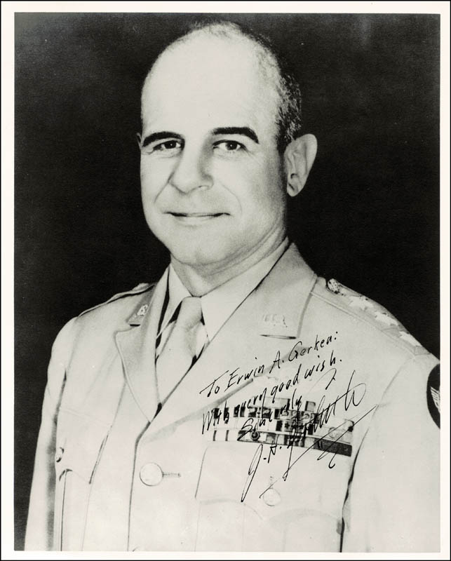 Image 1 for Brigadier General James H. 'Jimmy' Doolittle - Autographed Inscribed Photograph - HFSID 177950