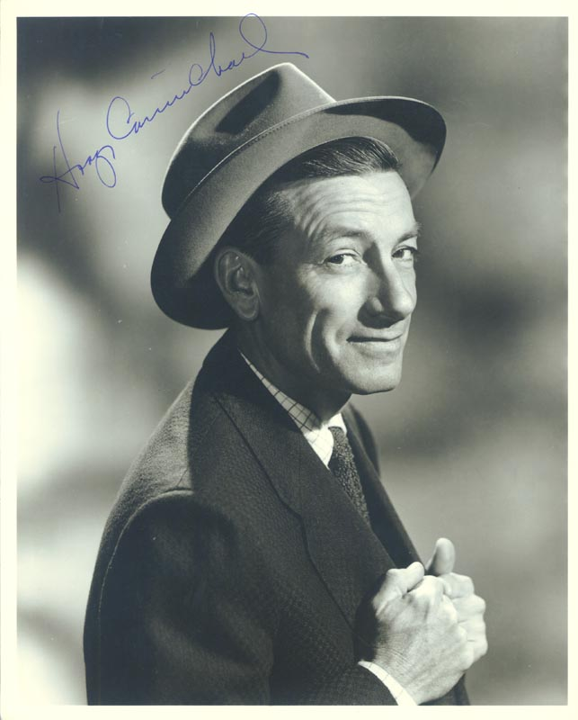 Image 1 for Hoagy Carmichael - Autographed Signed Photograph - HFSID 178095