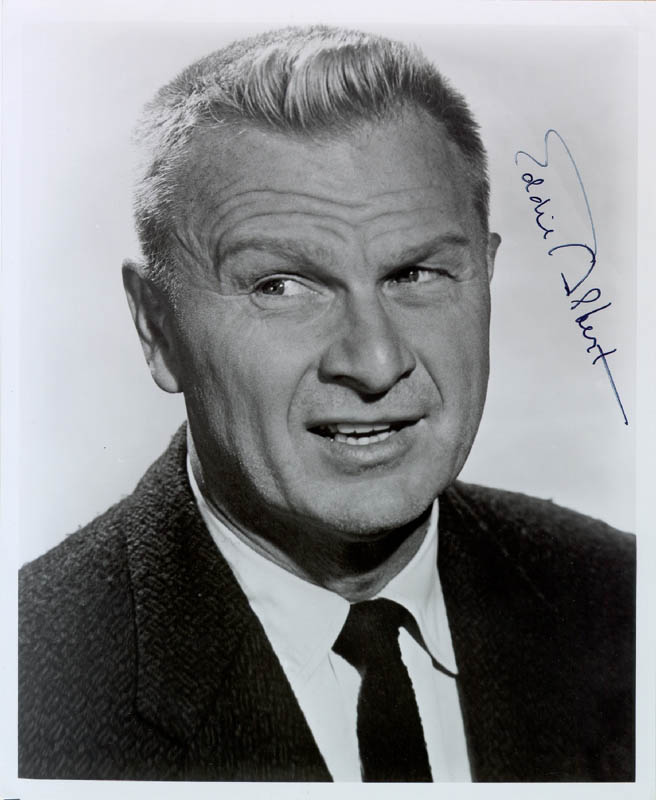 Image 1 for Eddie Albert - Autographed Signed Photograph - HFSID 179733