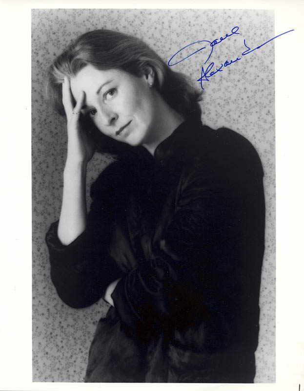 Image 1 for Jane Alexander - Autographed Signed Photograph - HFSID 179828