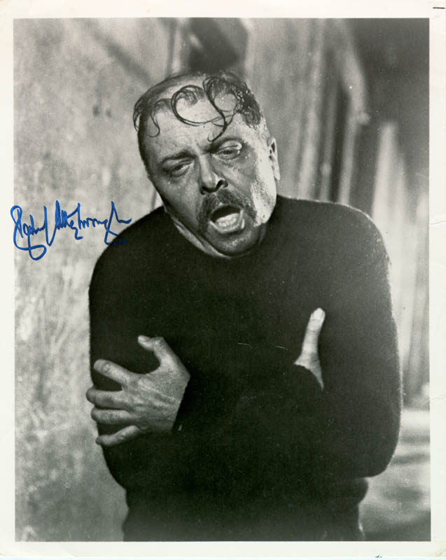 Image 1 for Sir Richard Attenborough - Autographed Signed Photograph - HFSID 180004