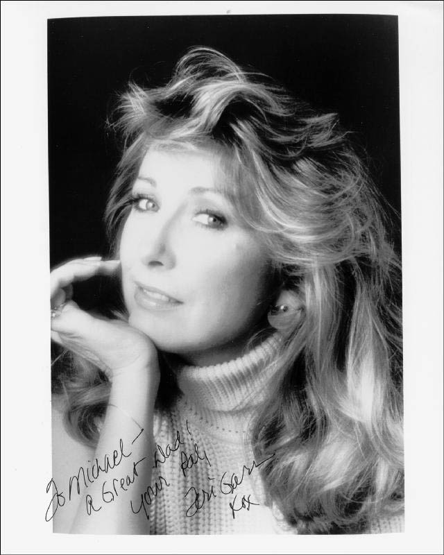 Image 1 for Teri Garr - Autographed Inscribed Photograph - HFSID 180224