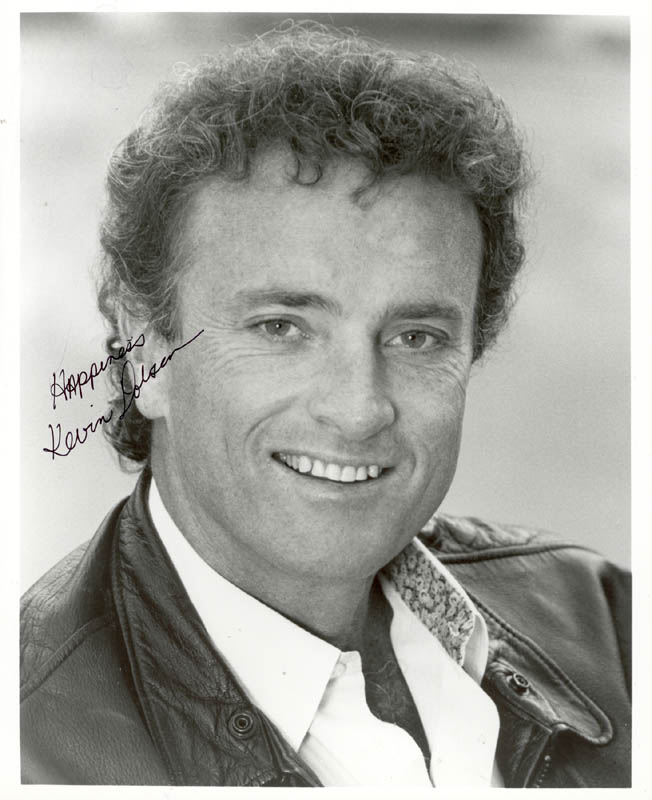 Image 1 for Kevin Dobson - Autographed Signed Photograph - HFSID 180243