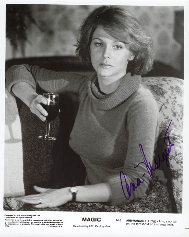 Image 1 for Ann-margret - Printed Photograph Signed In Ink - HFSID 180348