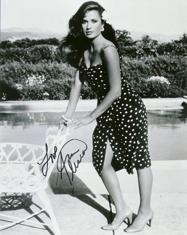Image 1 for Ana Alicia - Autographed Signed Photograph - HFSID 180589