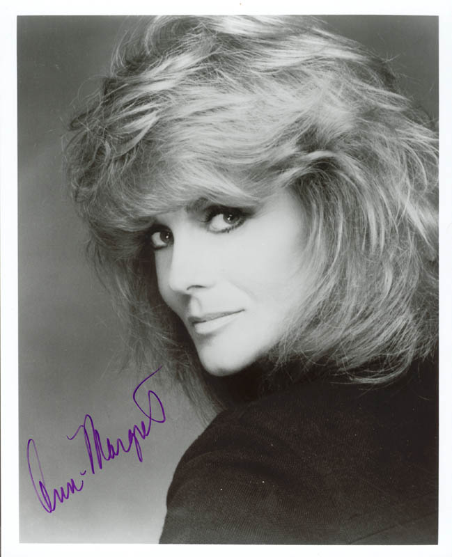 Image 1 for Ann-margret - Autographed Signed Photograph - HFSID 180613