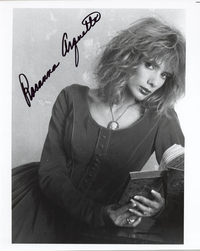Image 1 for Rosanna Arquette - Autographed Signed Photograph - HFSID 180656
