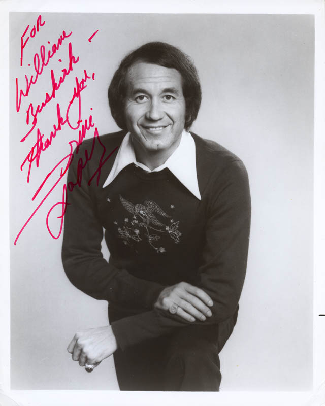 Image 1 for Trini Lopez - Autographed Inscribed Photograph - HFSID 180916