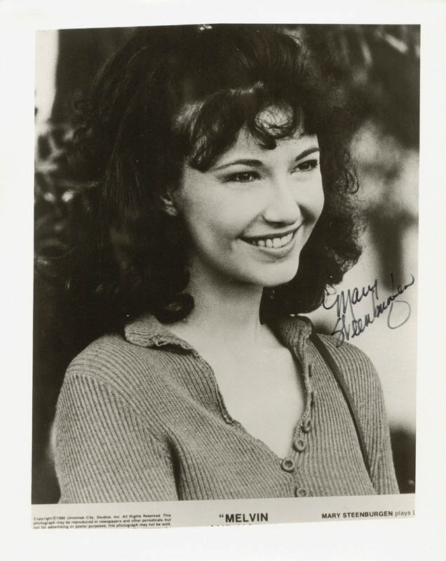 Image 1 for Mary Steenburgen - Autographed Signed Photograph - HFSID 181196