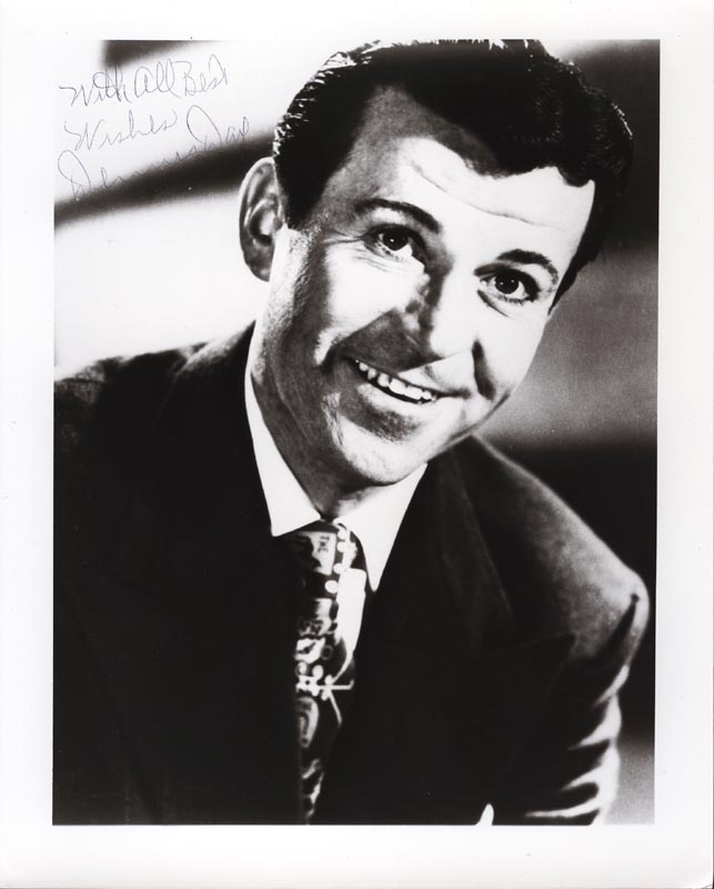 Image 1 for Dennis Day - Autographed Signed Photograph - HFSID 181318