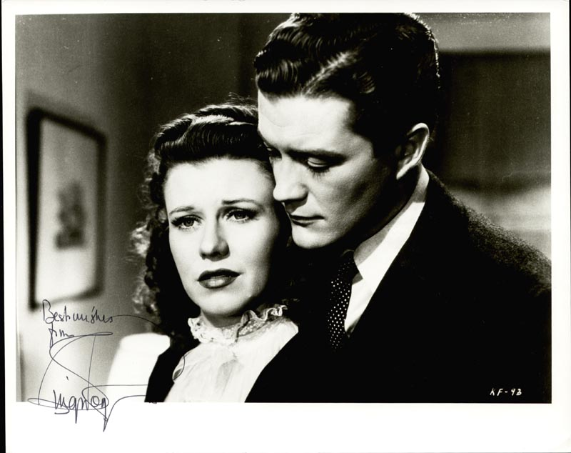 Image 1 for Ginger Rogers - Autographed Signed Photograph - HFSID 181390
