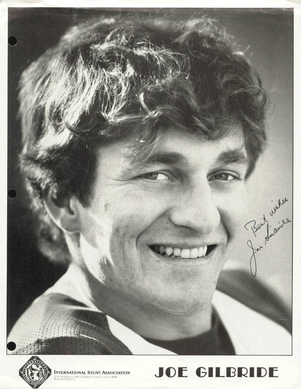 Image 1 for Joe Gilbride - Autographed Signed Photograph - HFSID 181558
